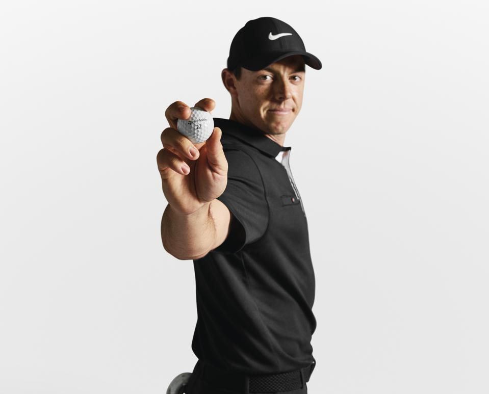 Rory McIlroy is a spokesman for GolfPass