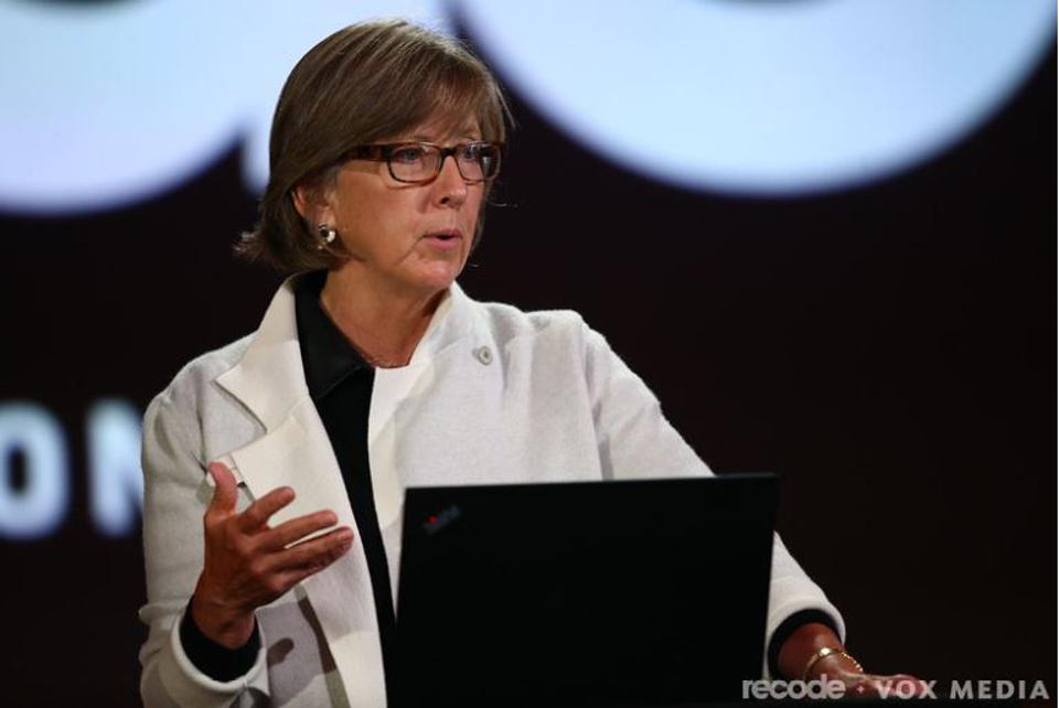 Bond Capital partner Mary Meeker delivered her 2019 Internet Trends report on Tuesday at Code Conference.