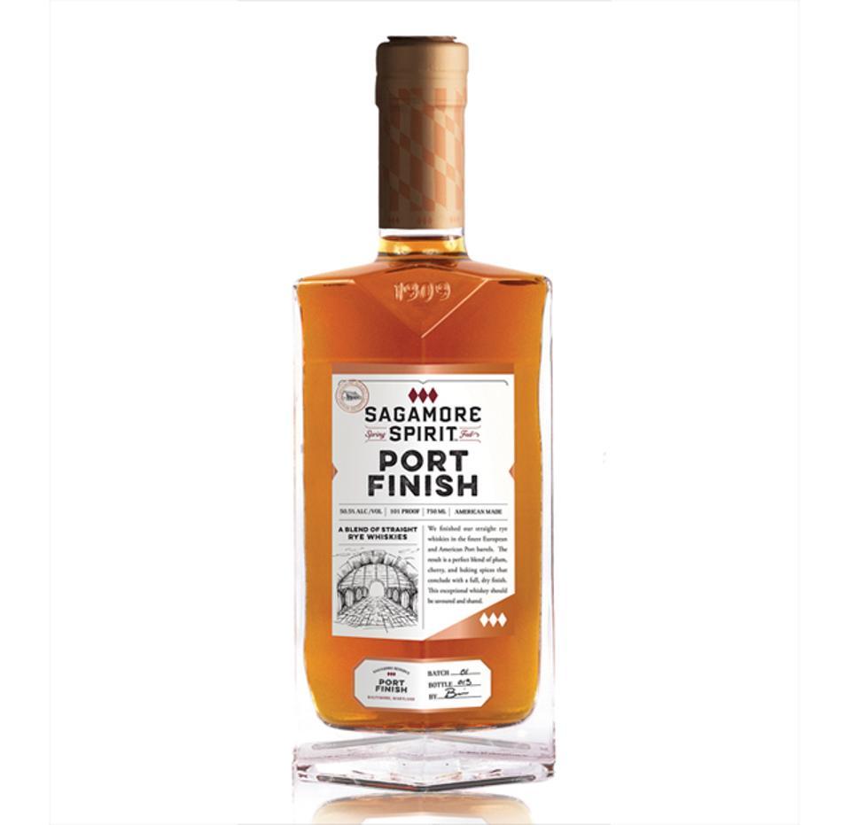 Sagamore Spirit Port Finish Rye Whiskey