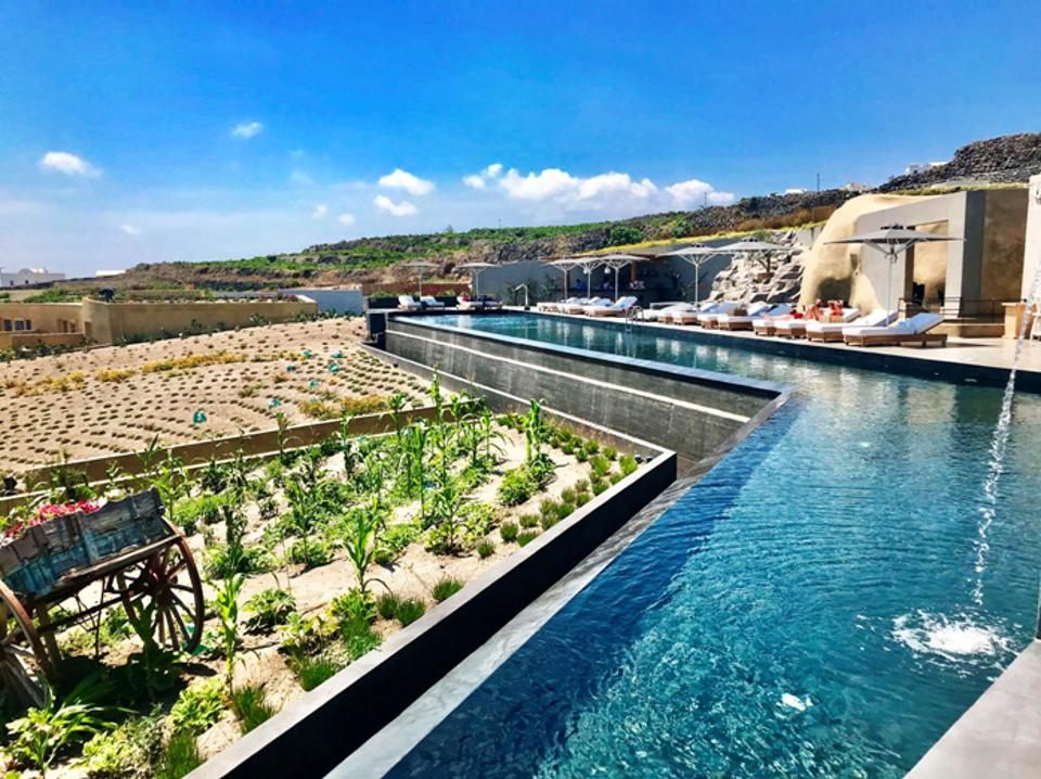 Andronis Concept Wellness Resort main pool
