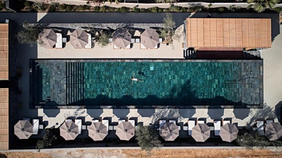 Istoria Hotel main pool