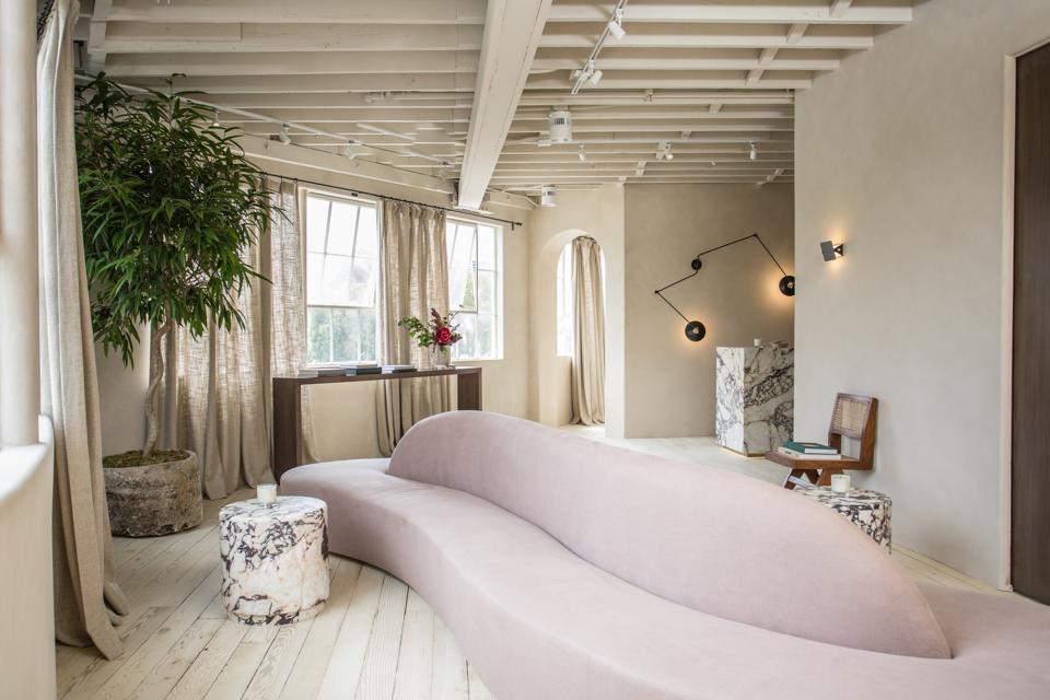 Shani Darden Studio - Reception Area
