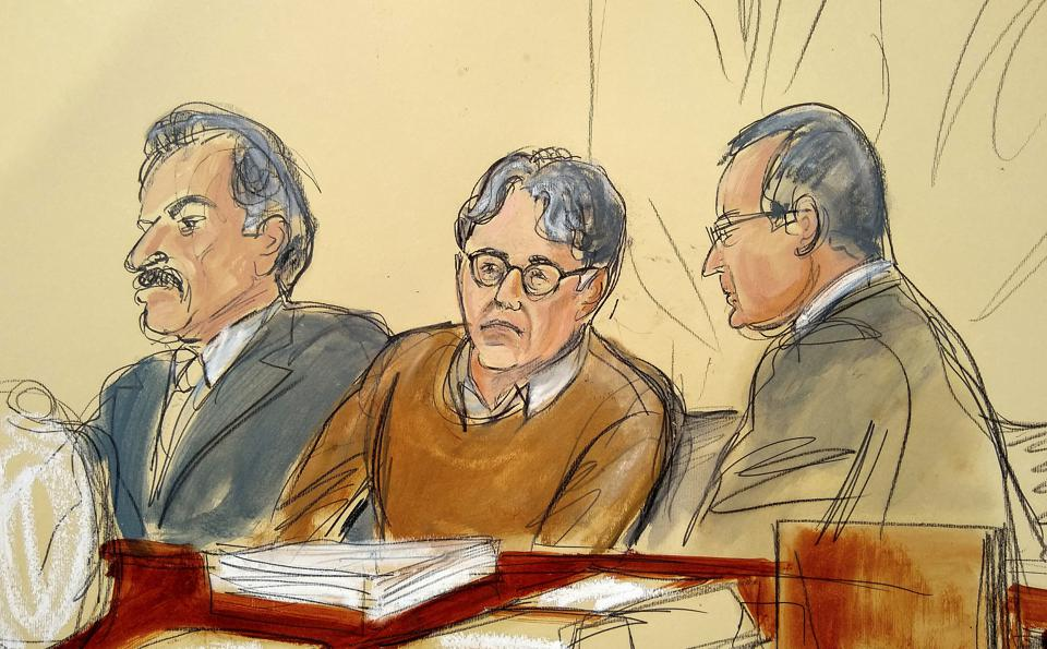 Nxivm Trial: Former 'Sex Cult' Member Almost 'Blacked Out