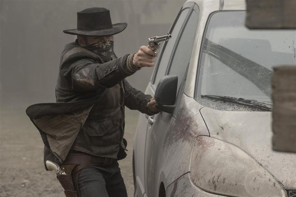 Fear The Walking Dead' Season 5, Episode 3 Review: 'Humbug's