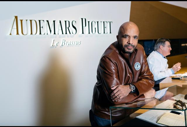 Q&A With Olivier Audemars, Great-Grandson Of One Of Audemars Piguet's Founders