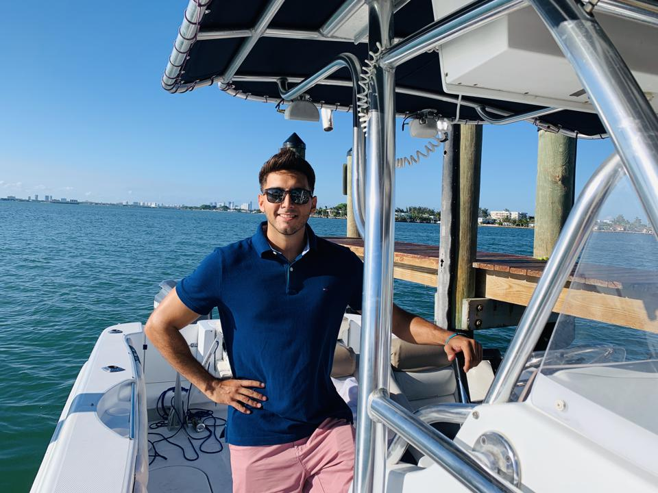 Captain Joe Velasco