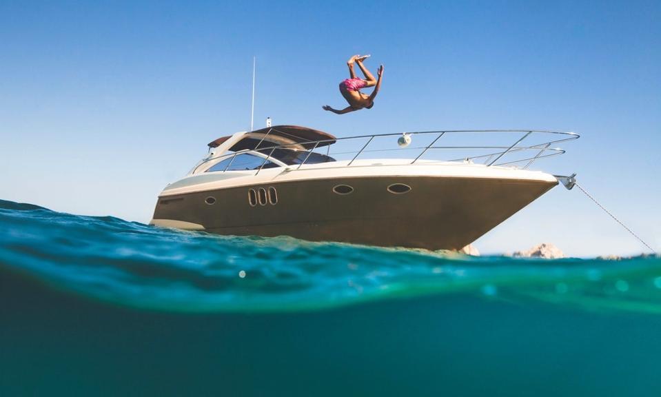 Boat rental on GetMyBoat