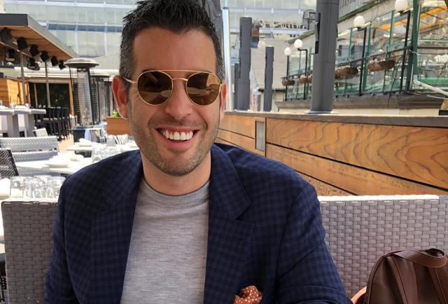 Steven Salm's Rise To The Top Of The Sustainable Fashion And Food Game