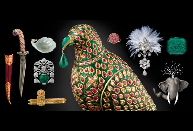 Inside The World's Greatest Private Jewelry Collection: The Maharaja Treasures Of Sheikh Al-Thani