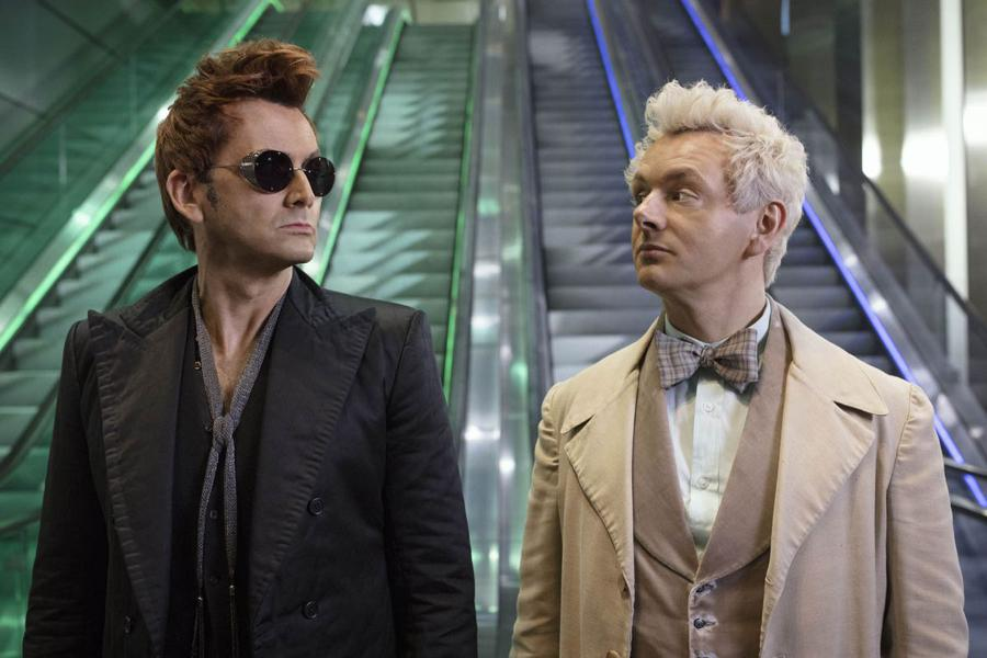 'Good Omens' Is Worth Watching, For The Platonic Love Story