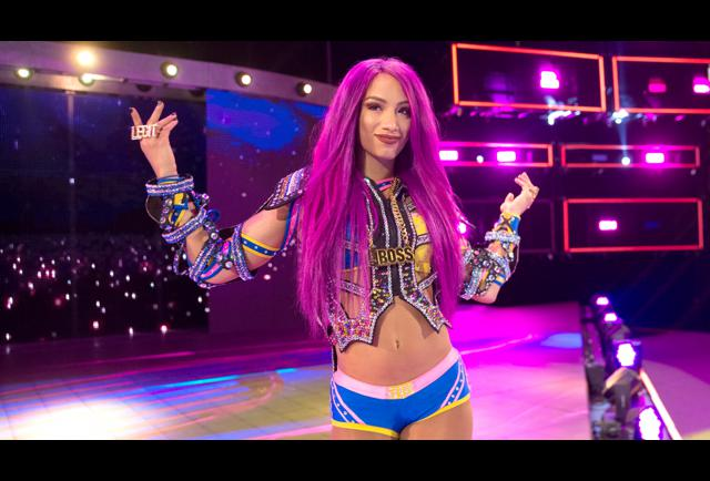 This Week In Disgruntled WWE Superstars: Sasha Banks Likes Mean Tweet, Mike Kanellis Says Promotion Doesn't Care About 205 Live