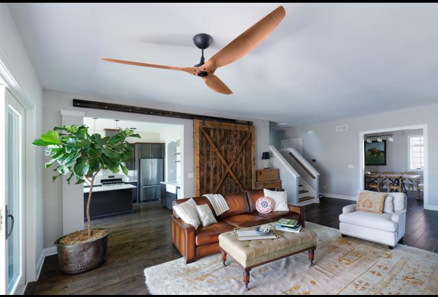 Smart Ceiling Fans - Making Life More Comfortable And The Home More Energy Efficient