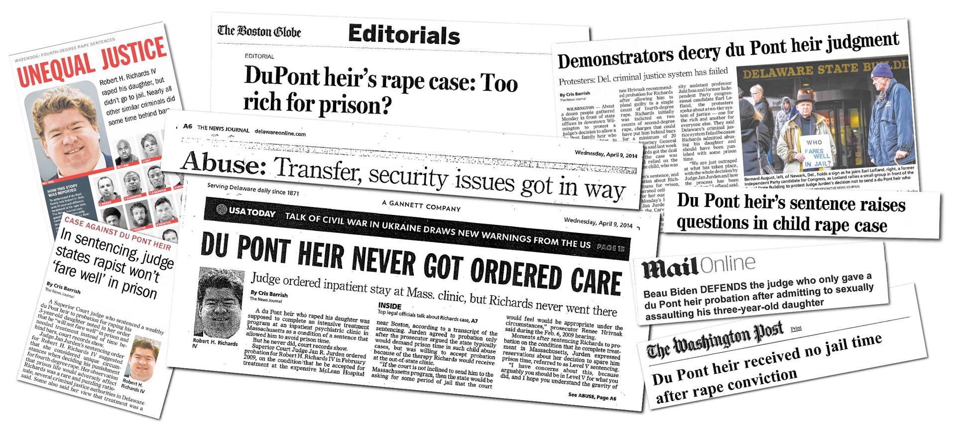 news headlines robert richards