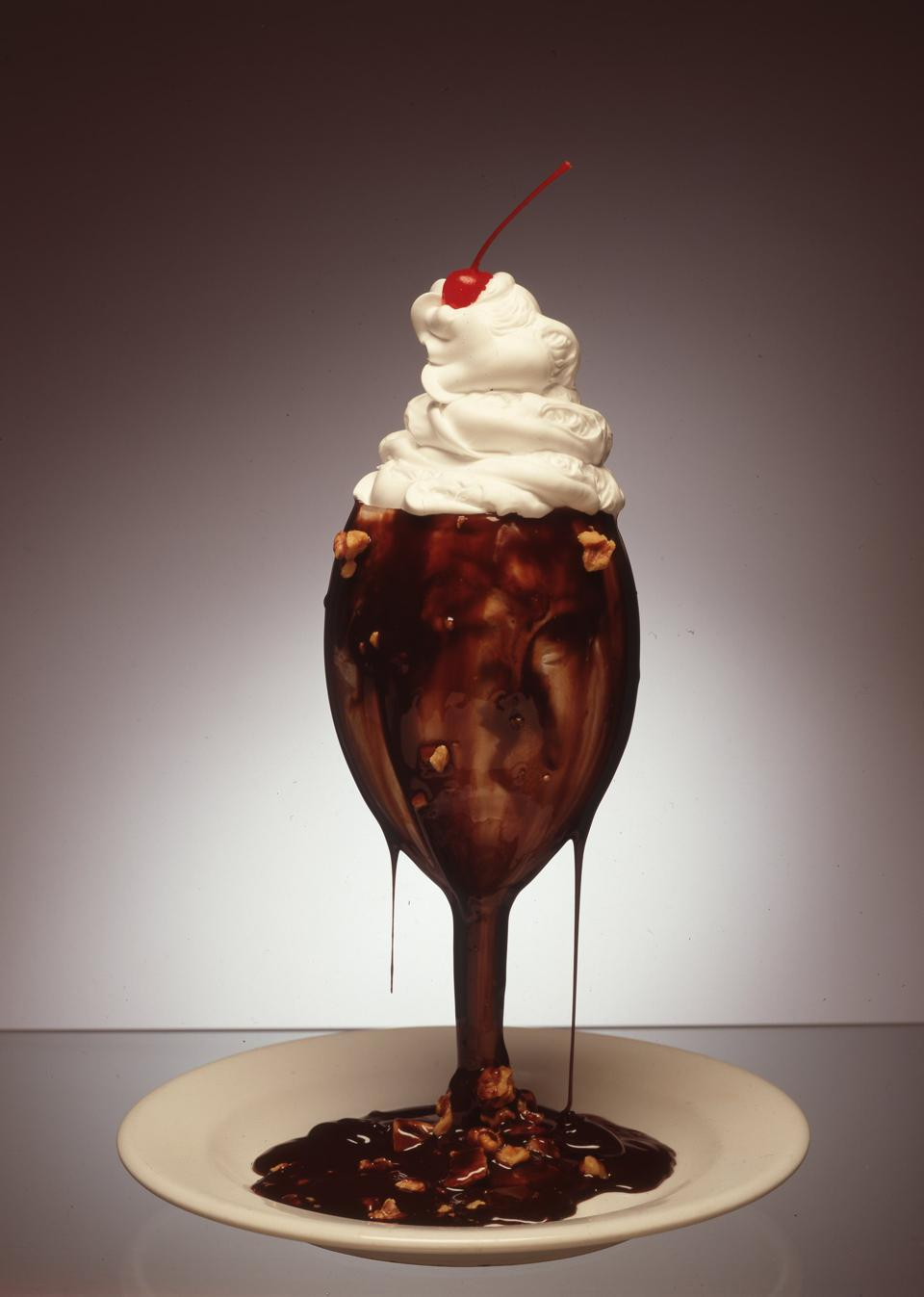 The 'Messy Sundae' from Sammy's Woodfired Pizza & Grill