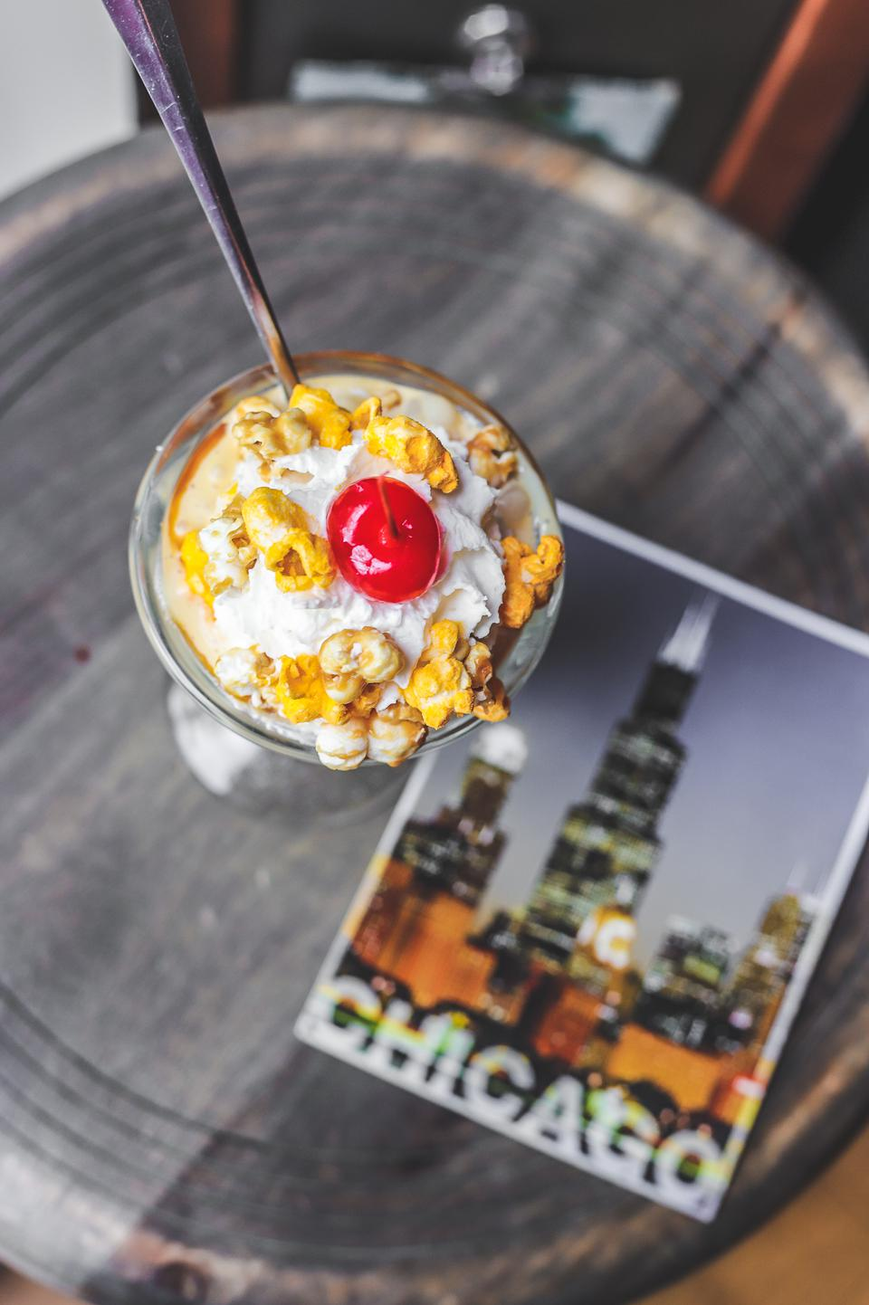 The Chicago Sundae at Cold Storage in Chicago