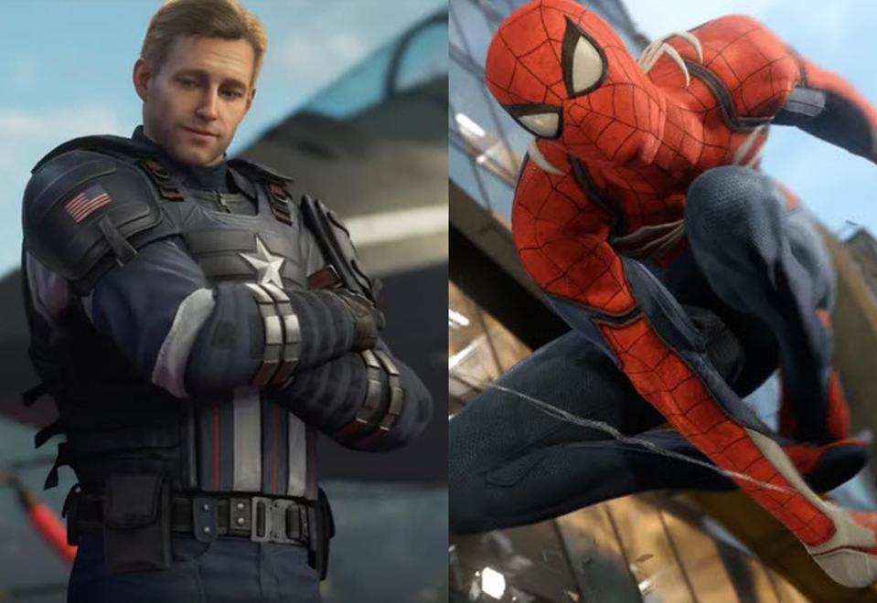 Avengers/Spider-Man