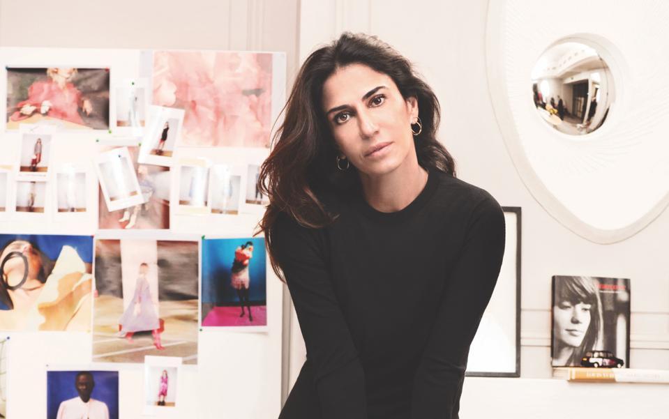 Maje Designer Judith Milgrom