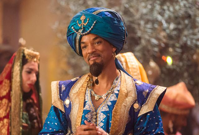 'Aladdin' Casting Director Offers Insight Into Finding The Right Live-Action Genie
