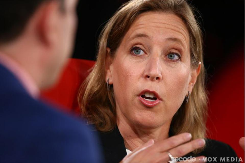 YouTube CEO Susan Wojcicki was just one of the technology executives defending her company against antitrust concerns at Vox Media's Code Conference.