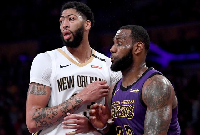 Anthony Davis Traded To Lakers; Pelicans Receive Major Haul