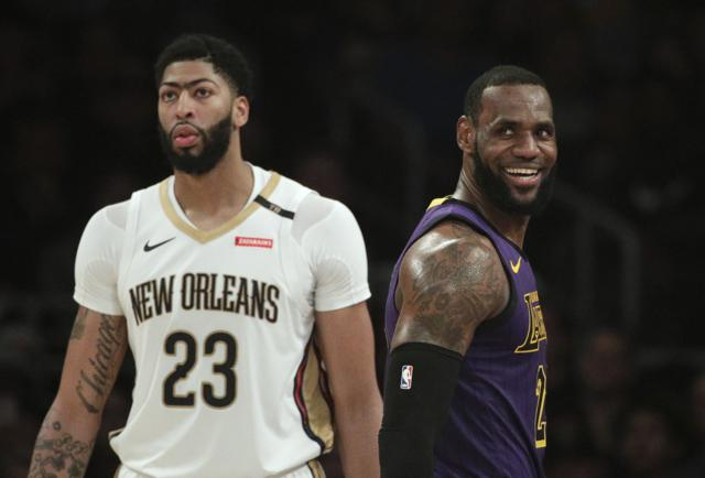The Lakers Have Landed Anthony Davis, Where Does That Leave The Celtics?