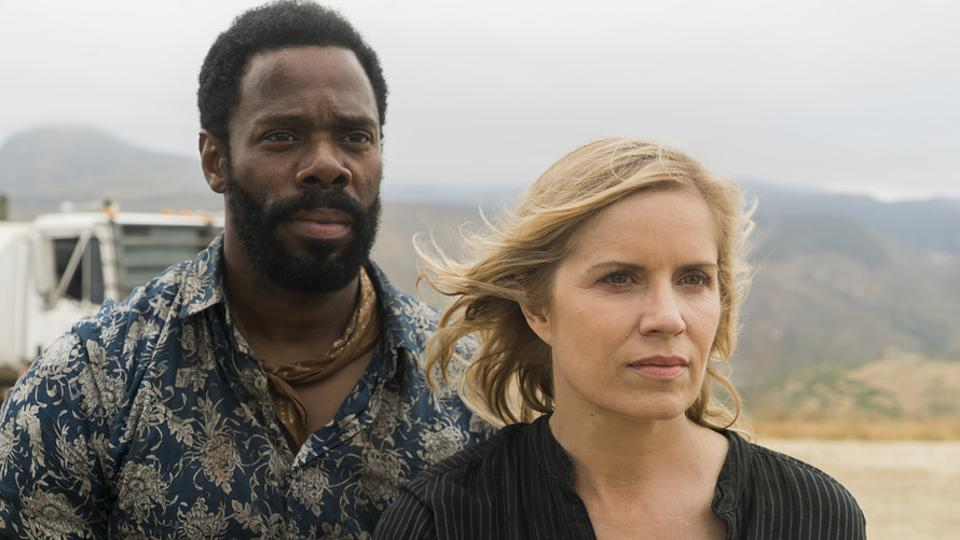 Fear The Walking Dead' Literally Killed What Made It Interesting