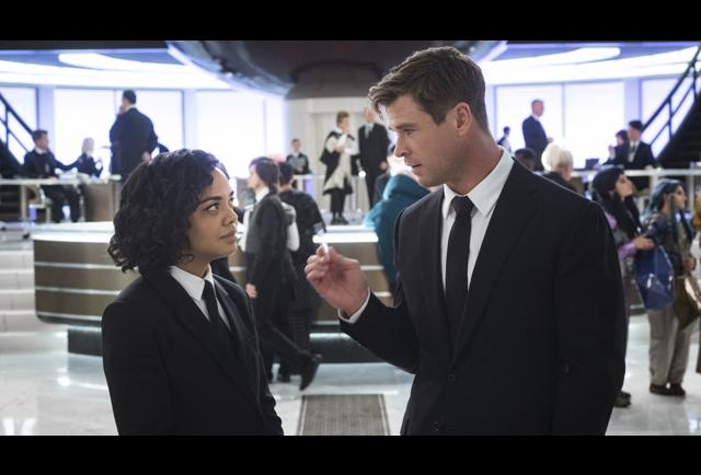 'Men In Black,' 'Shaft' And 'Late Night' All Underperform At The Weekend Box Office