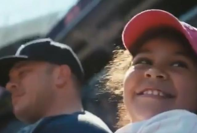 Inside The Father's Day Facebook Ad: Dads And Daughters Taking In First MLB Game