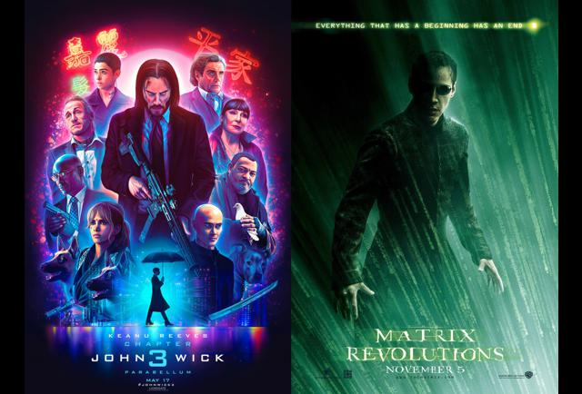 'John Wick 3' Has Bested A 'Matrix' Movie At The Box Office