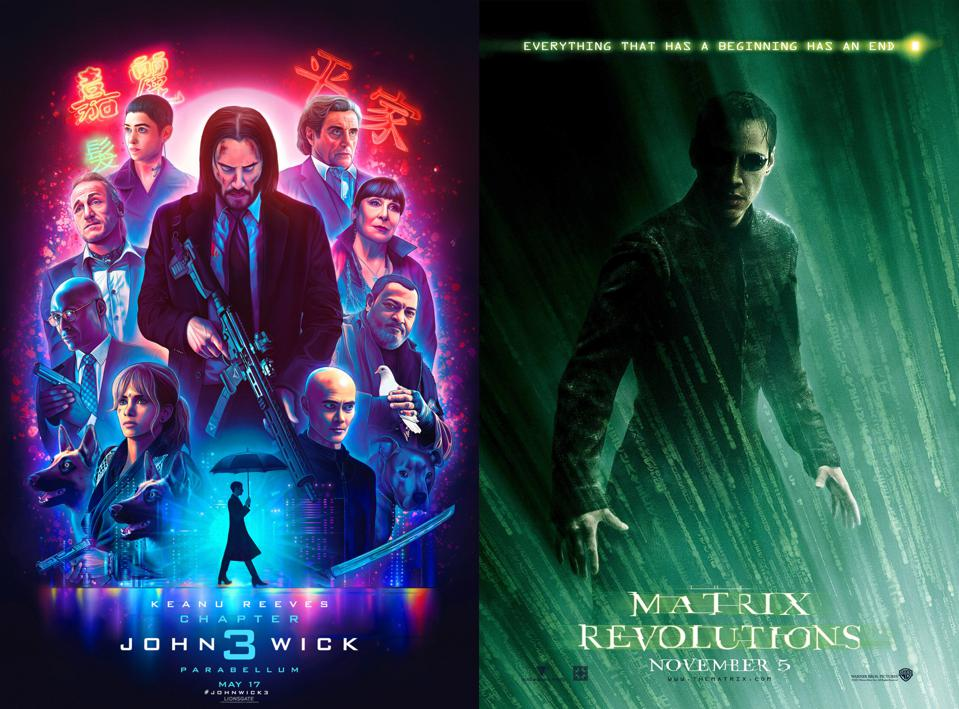 John Wick 3 Has Bested A Matrix Movie At The Box Office