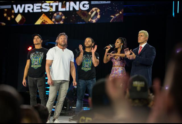 AEW All Out Garnered More Demand Than WWE WrestleMania 35