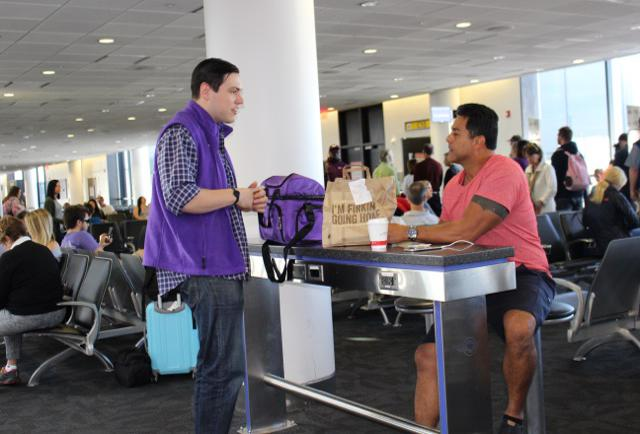 Airports Are The Next Frontier For On-Demand Delivery