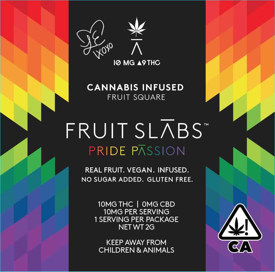 Fruit Slabs Passion Pride