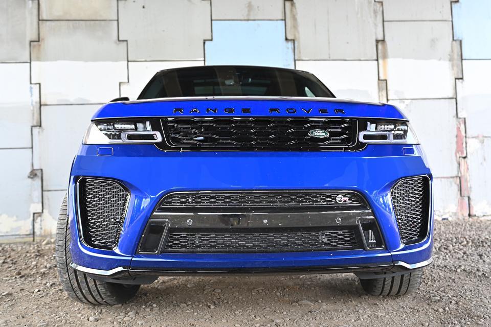2019 Land Rover Range Rover SVT