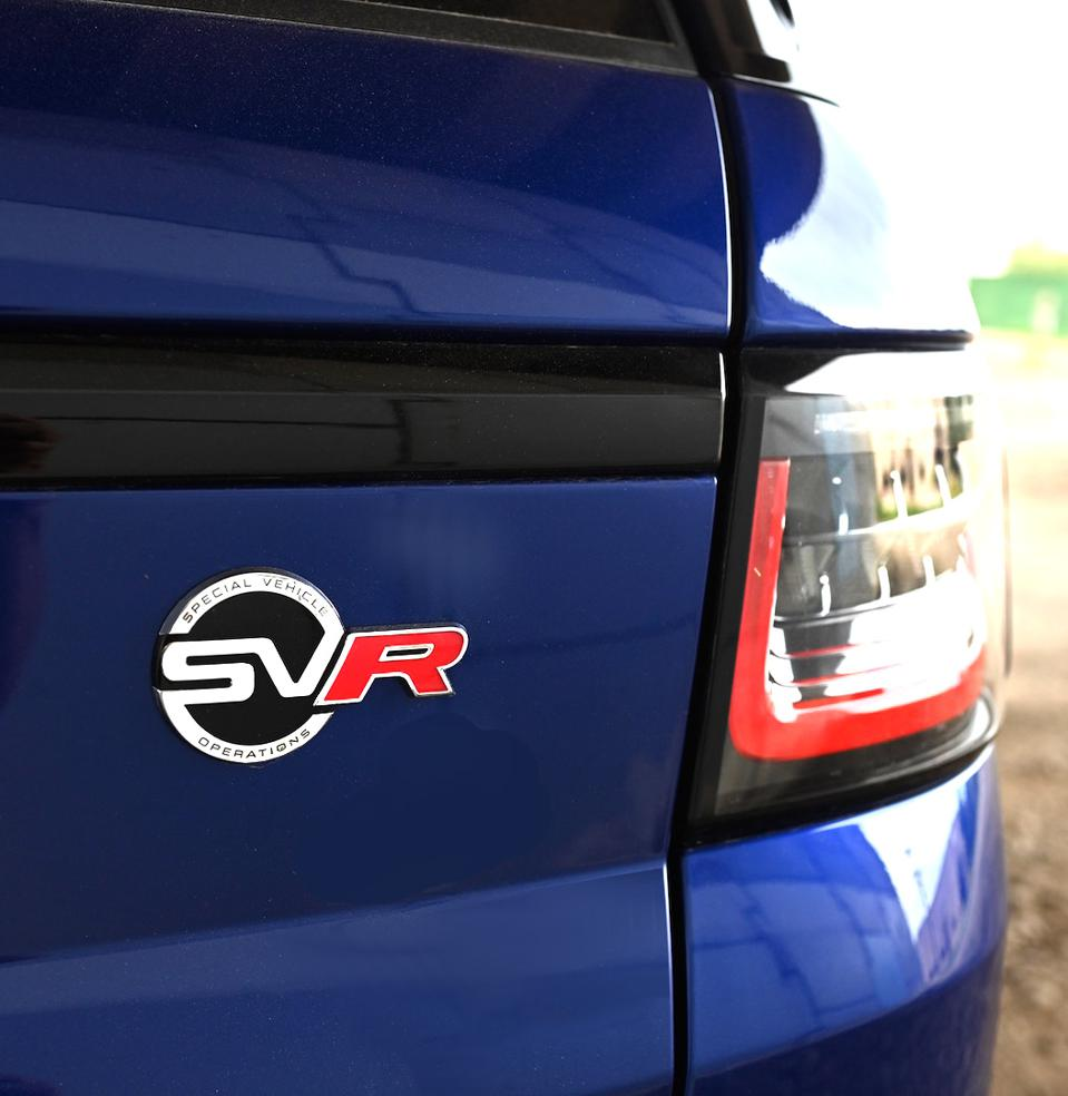 REVIEW: The Explosive 2019 Land Rover Range Rover Sport SVR