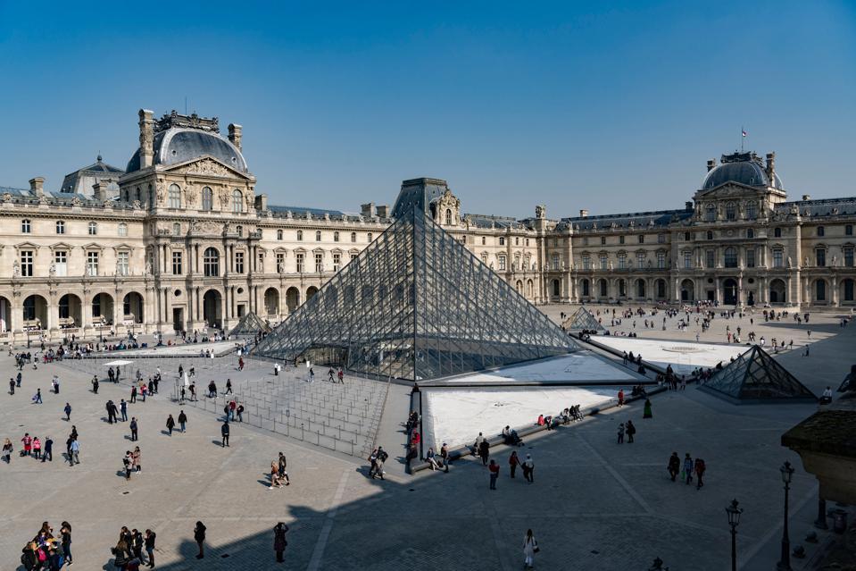 Louvre Museum Paris attractions