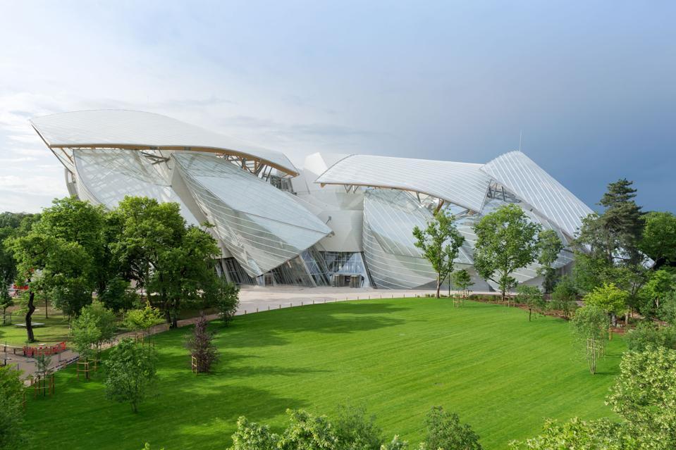Fondation Louis Vuitton paris attractions