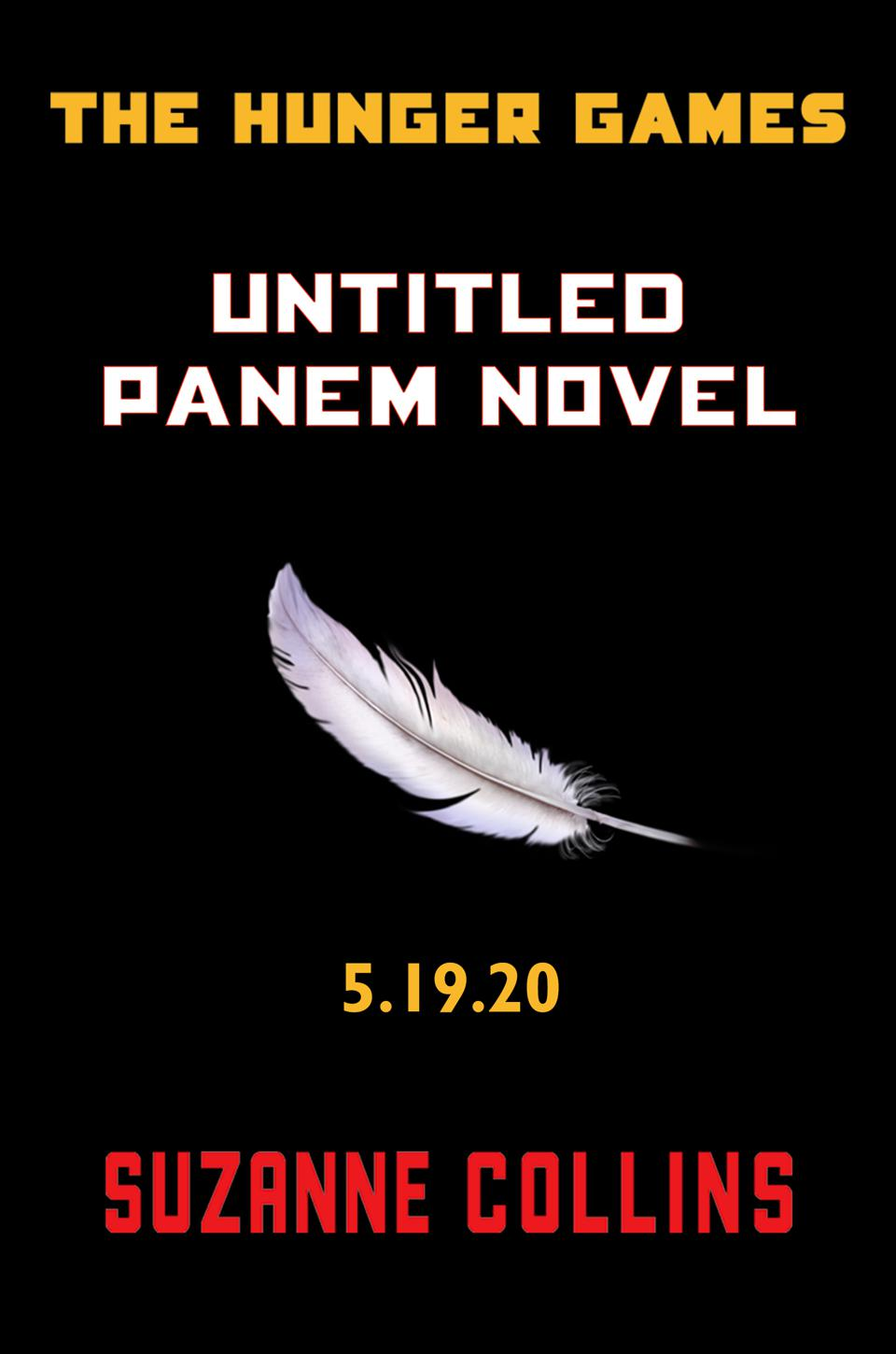 New Suzanne Collins Prequel Novel In The Hunger Games Series