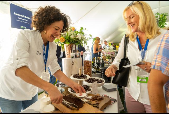 Cannabis Makes Culinary History At The Annual Food & Wine Classic In Aspen