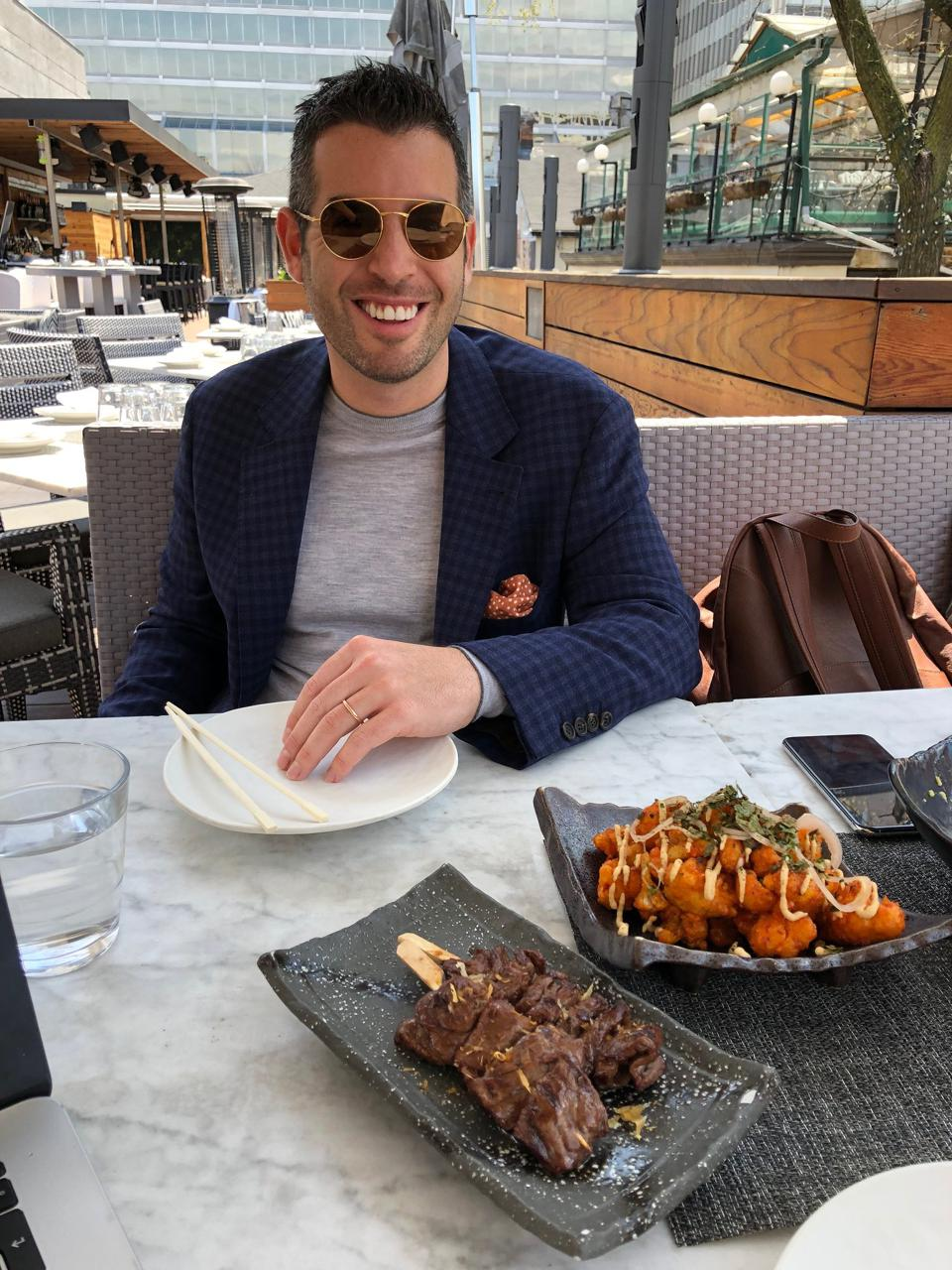 Steven Salm's Rise To The Top Of The Fashion And Food Game.