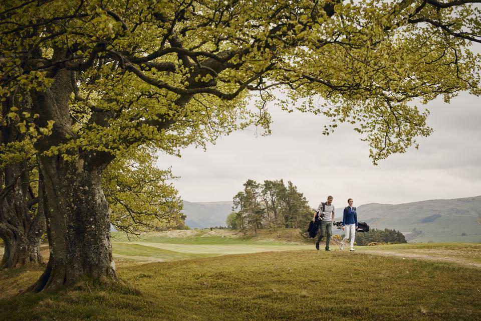 Gleneagles PGA golf course