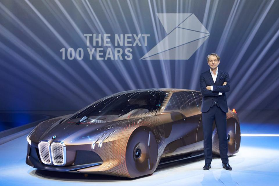BMW Group vice president of design, Adrian van Hooydonk