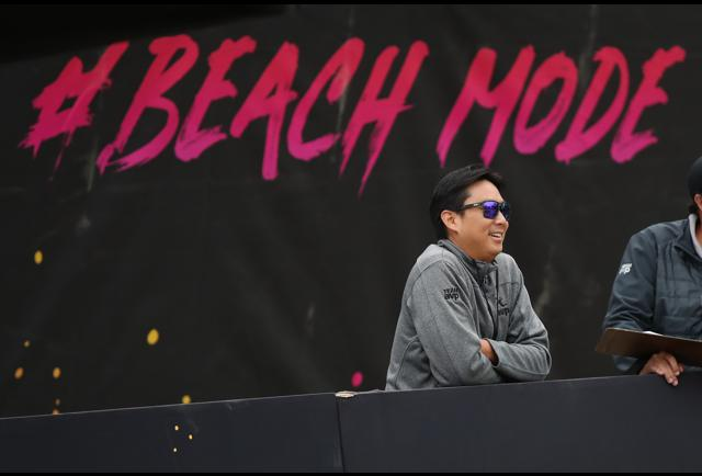 How Donald Sun Is Playing The Long Game To Grow The AVP's Beach Volleyball Reach Across America