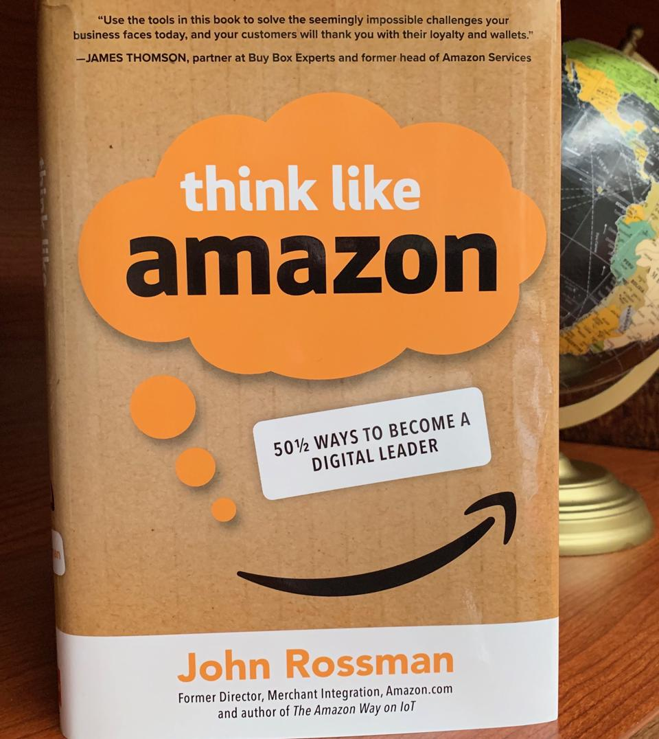 A new book by John Rossman encourages narratively-structured memos instead of PowerPoints.