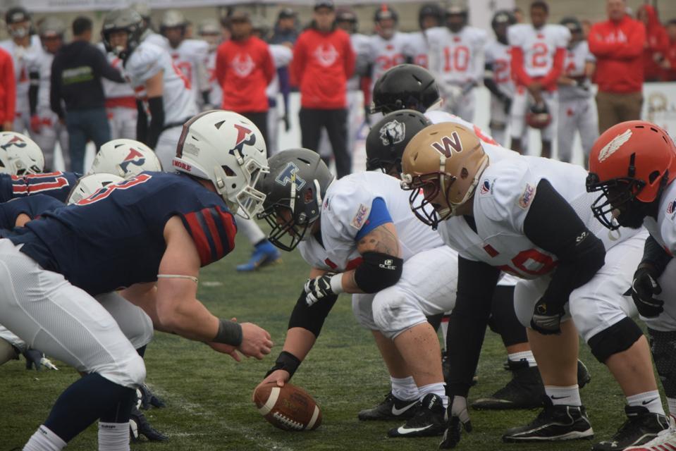 China, Football, NFL, University of Pennsylvania