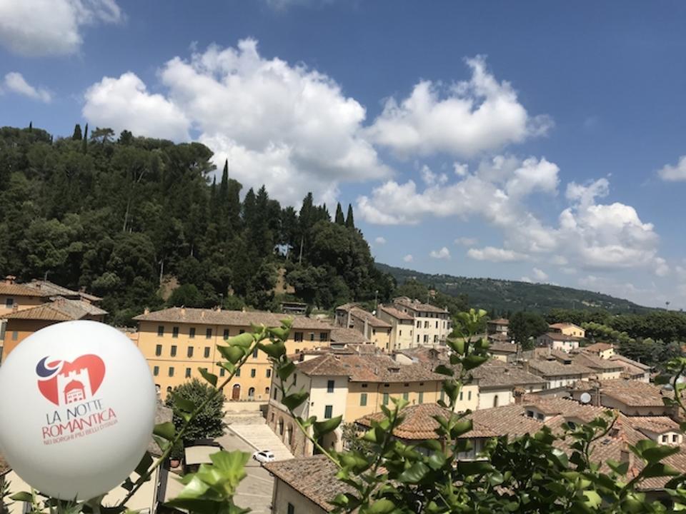 Cetona in Tuscany