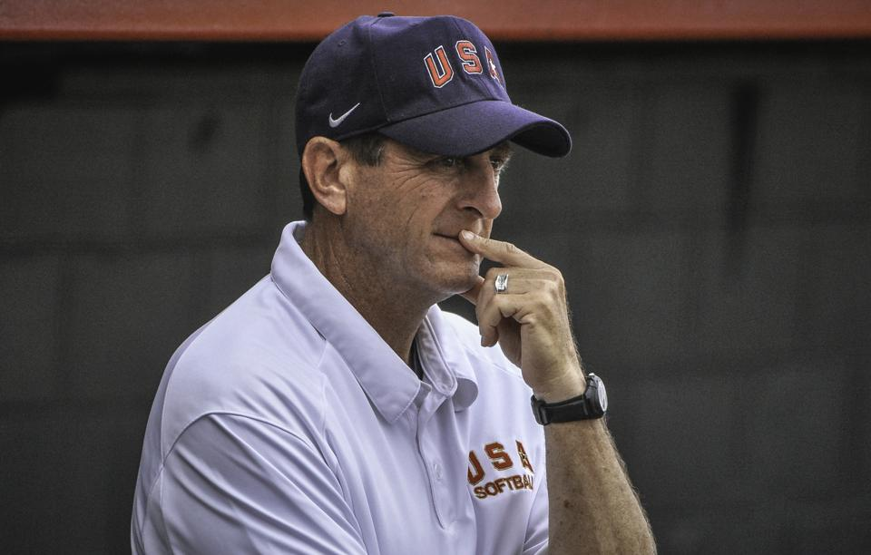 Ken Eriksen took over the USA Softball program in 2011.