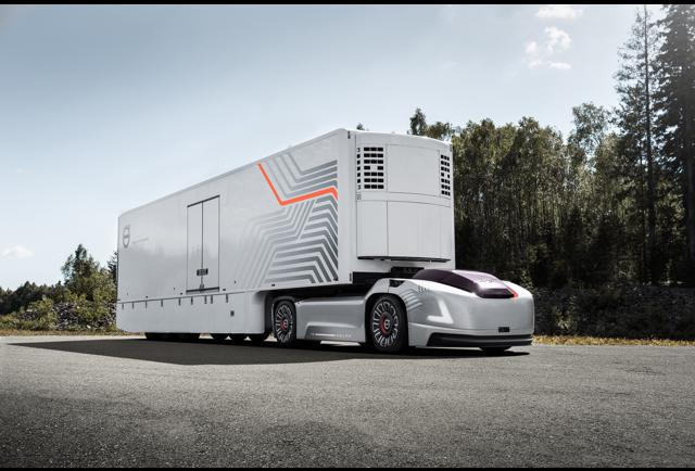 The Race To Commercialize Robo-Rigs Intensifies As Volvo Group, Nvidia Partner On Self-Driving Trucks