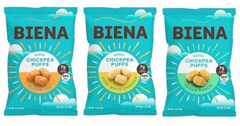 Chickpea Puffs