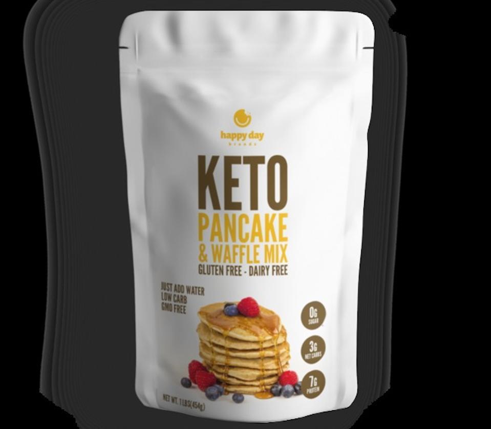 Keto Pancake & Waffle Mix